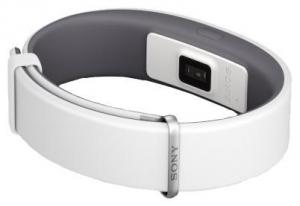 Фото  Браслет Sony SmartBand 2 SWR12 белый