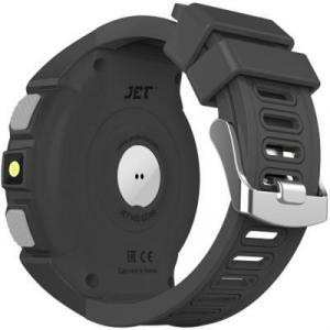 Фото  Jet Kid Gear grey/black Умные детские часы
