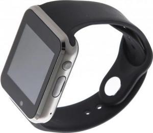 Фото  Jet PHONE SP1 black Умные часы