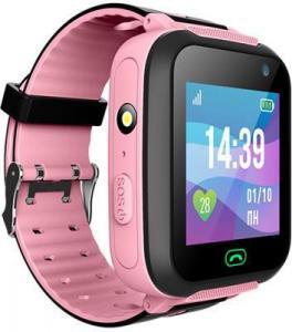 Фото  Jet Kid Swimmer pink Умные детские часы