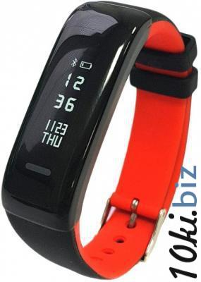 Jet Sport FT-7 black/red Фитнес-браслет Умные часы и фитнес браслеты в России