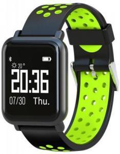 Фото  Jet Sport SW-4 green Умные спортивные часы