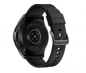 Фото  Sam. GalaxyWatch часы (42mm) black [SM-R810NZKASER]