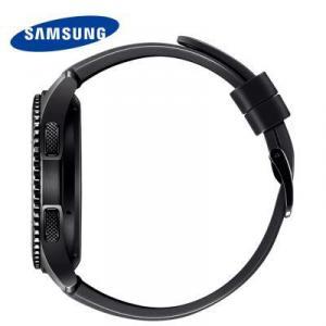 "Фото  Смарт-часы Samsung Galaxy Gear S3 Frontier SM-R760 1.3"" Super AMOLED темно-серый SM-R760NDAASER"