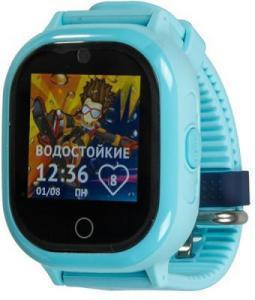 Фото  Смарт-часы Knopka Aimoto Ocean голубой 9200104