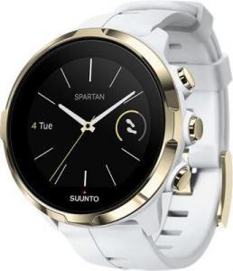 Фото  Часы SUUNTO SPARTAN SPORT WHR GOLD/ Размеры 50x50x16.8мм, вес 72г, полиамид, силиконовый ремешок