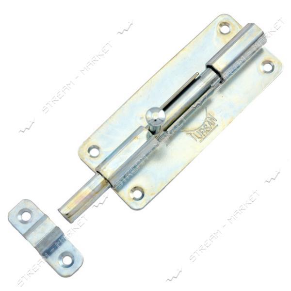 Шпингалет дверной Tursan M131 №10-12 никель