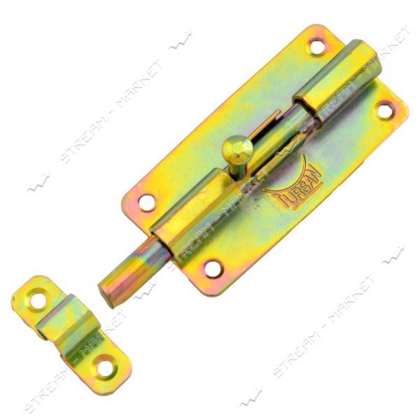 Шпингалет дверной Tursan M131 №2 никель