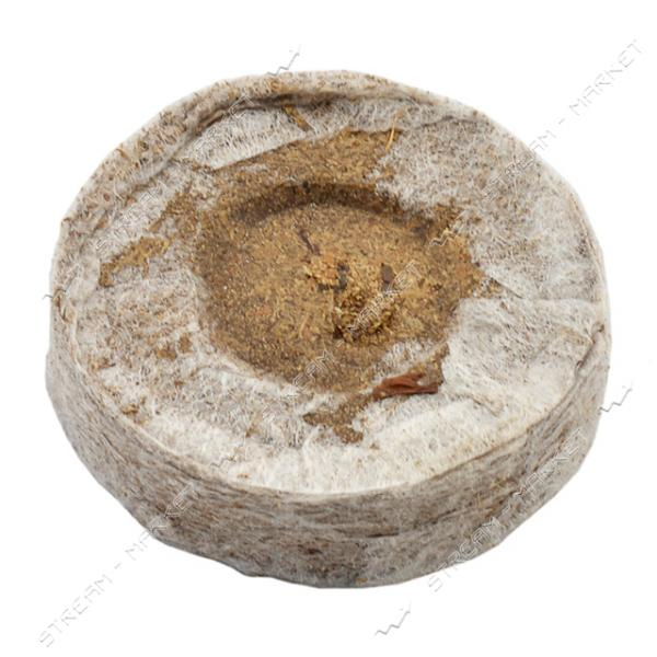 Удобрение торфяная таблетка для рассады d36мм