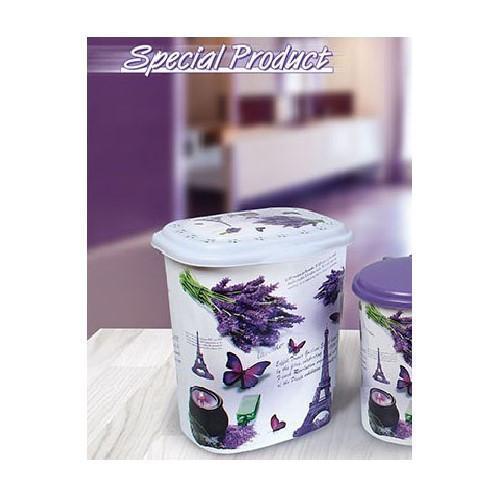 Корзина для белья Эйфелевая башня от Elif Plastik 339-8- #PO