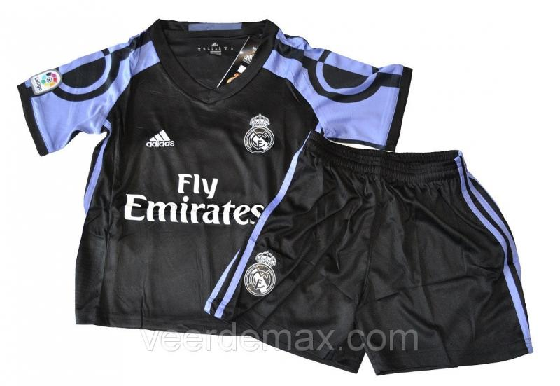 Футбольная форма  «Реал Мадрид»  детская 2016/17 XL (158-162см)