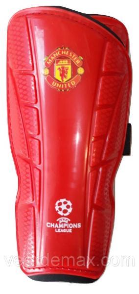 Футбольные детские щитки Манчестер