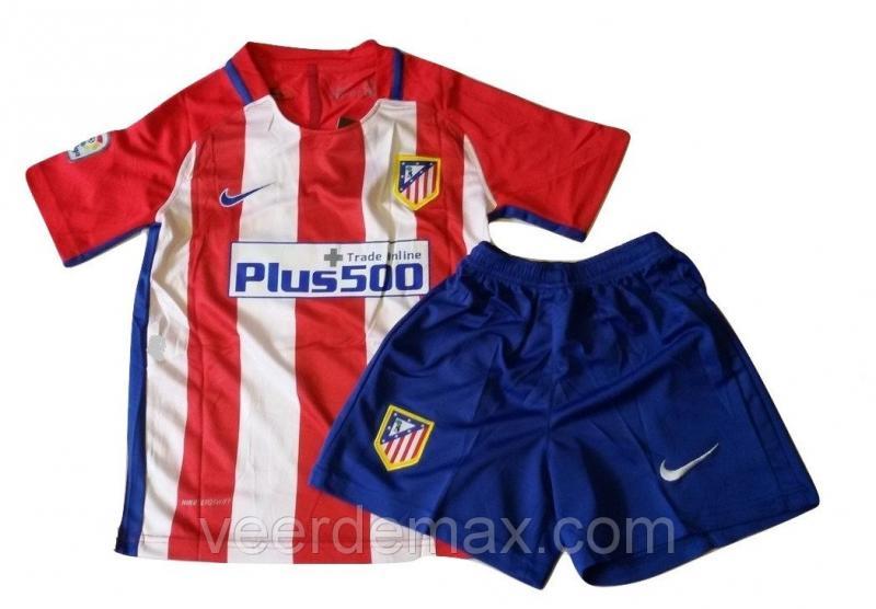 Футбольная форма Атлетико (Atletico Madrid) 2016-2017 Домашняя