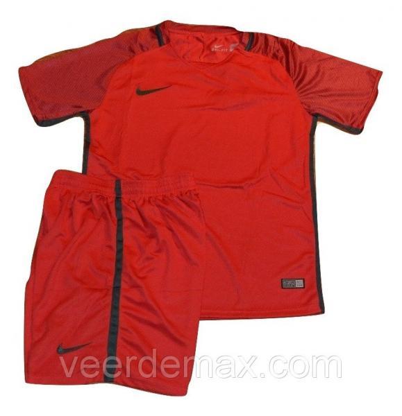 Футбольная форма игровая Nike ( цвет - бордовый ) XL (р.48-50 рост 175-181 см)