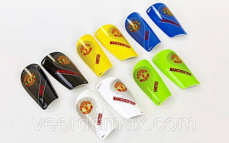 Футбольные щитки Манчестер M