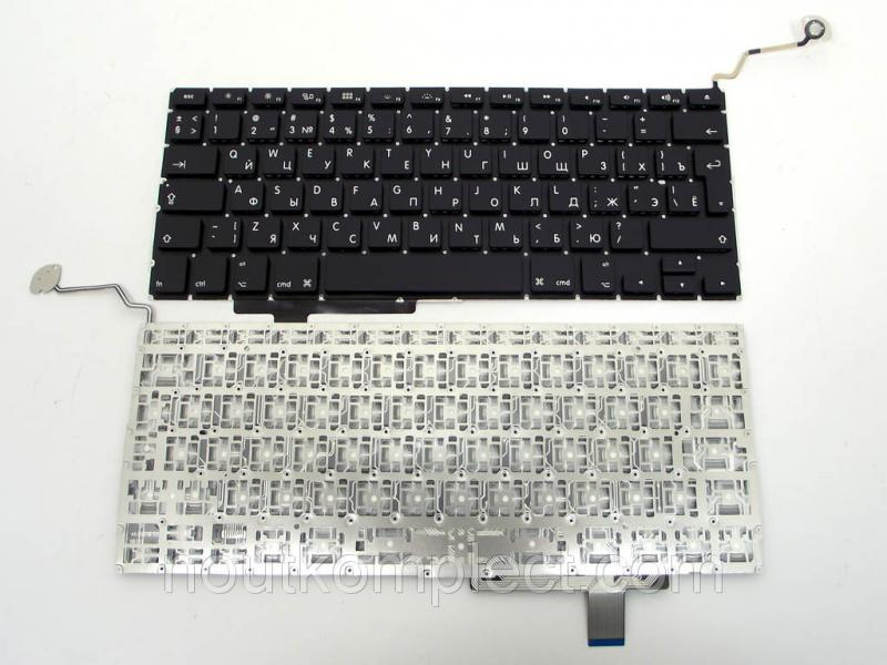 "Клавіатура до APPLE Macbook Pro 17"" A1297 (вер ентер)"