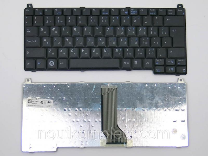 Клавіатура до DELL Vostro 1310, 1320, 1510, 1520, 2510