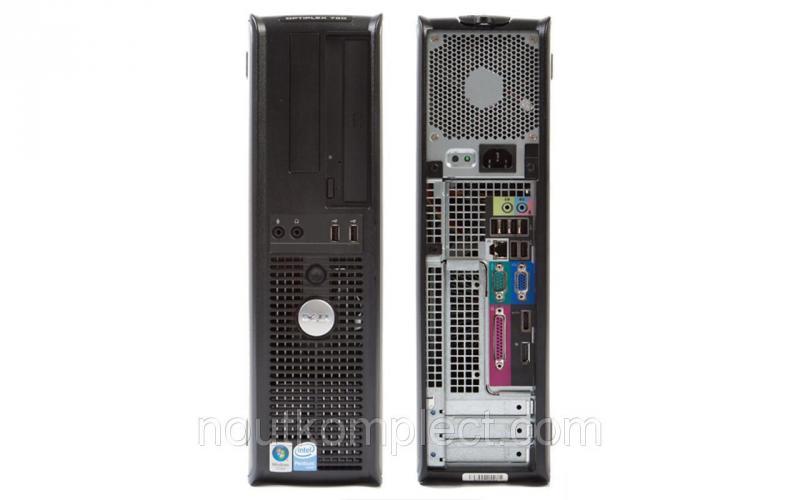 ПК Dell Optiplex 760 E5200 (2ядра) 2GB 80GB