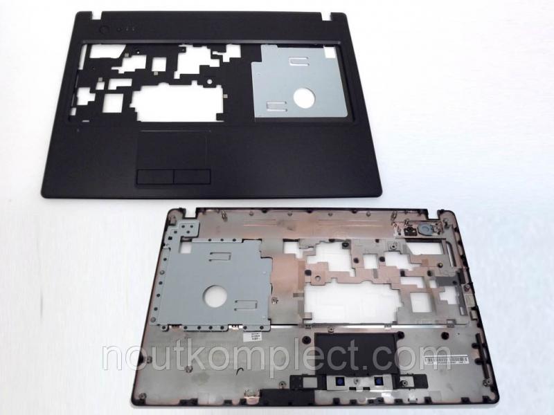 Крышка клавиатуры Lenovo G570, G575 палмрест