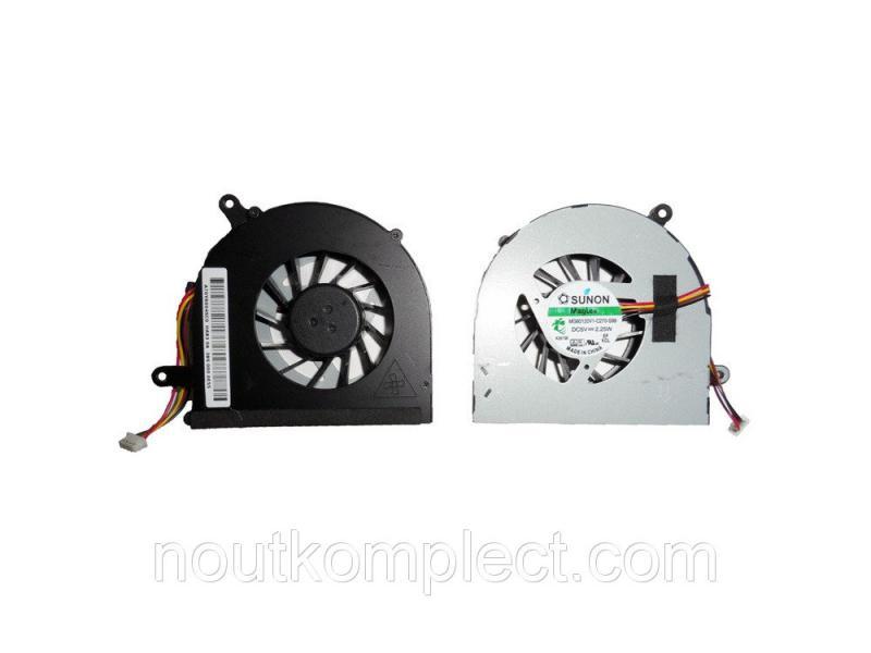 Вентилятор Lenovo IdeaPad G400G405G500G505G400AG500AG490G410G510 4pin Original