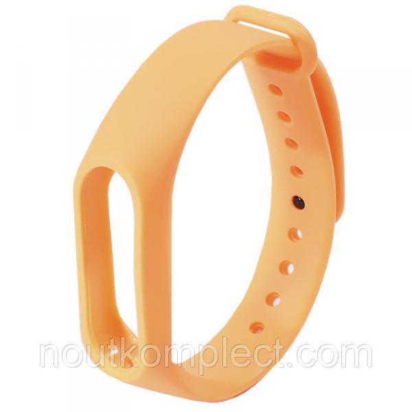 Ремешок Uwatch M2 для браслета Xiaomi Mi Band 2 Orange (2248-6732)