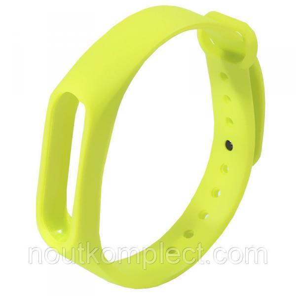 Ремешок Uwatch M2 для браслета Xiaomi Mi Band 2 Green (2248-6731)