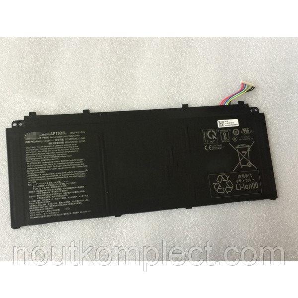 Батарея для Acer AP15O5L (S5-371, Chromebook R13) 4670