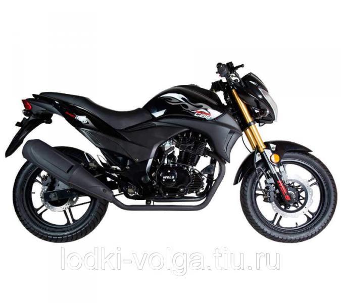 Мотоцикл Wels CBR 3000