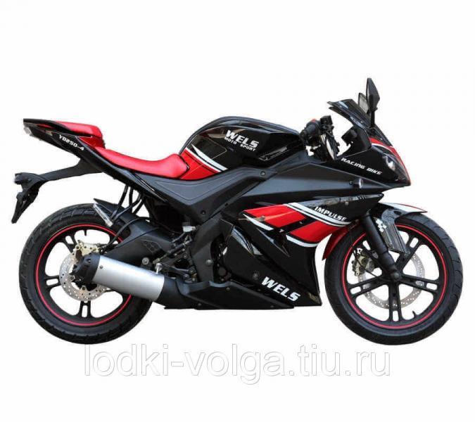Мотоцикл Wels Impulse 250сс
