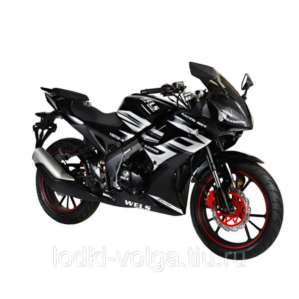 Мотоцикл Wels Superior