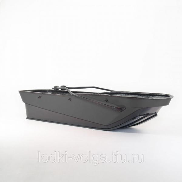 САНИ-ВОЛОКУШИ KTZ ACTIVE БЕЗ КРЫШКИ (цвет:черный)