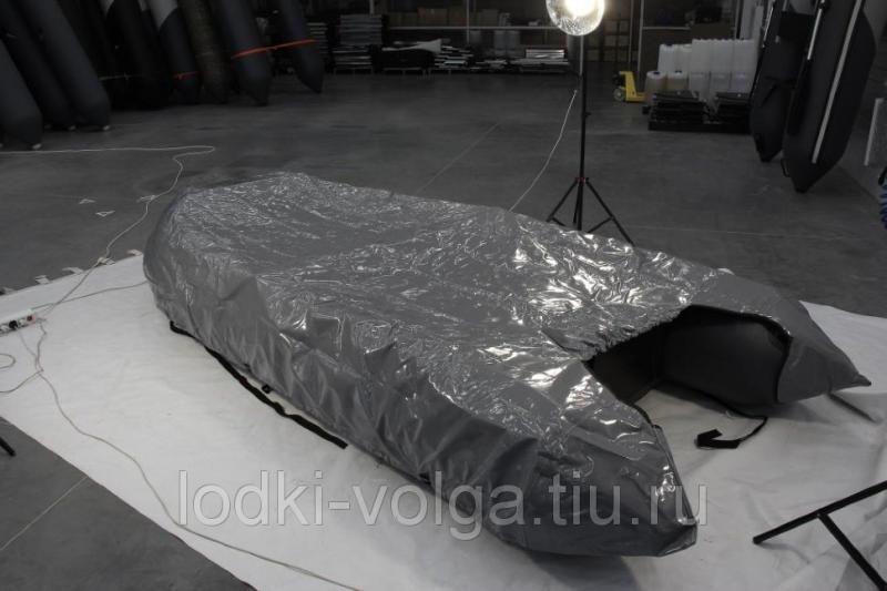 Тент транспортировочный для лодки 370-380 см