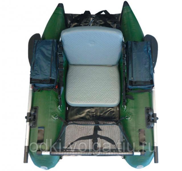 Лодка SMARINE FISHING-158 VH (зеленый)