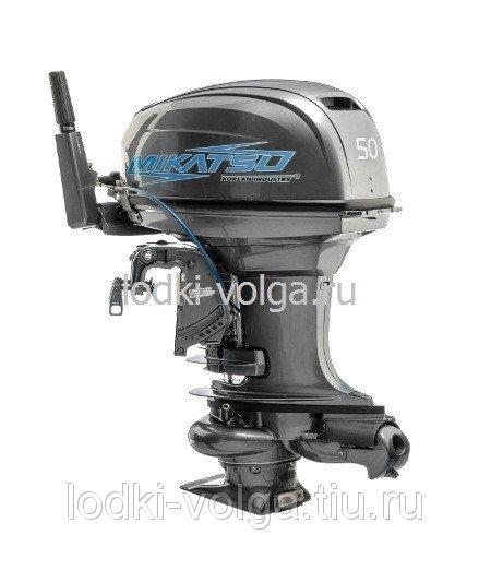 Лодочный мотор Mikatsu M50FHS с водометной насадкой
