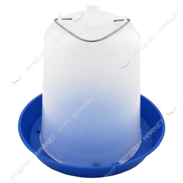 Поилка пластиковая Бункер 6 л