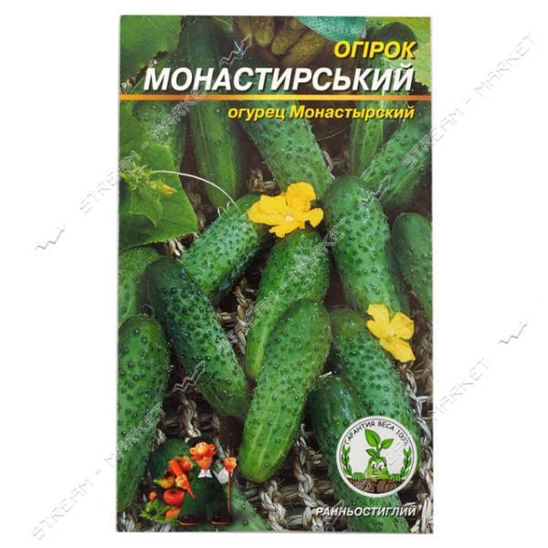 Семена огурец евро пакет Монастырский 1гр
