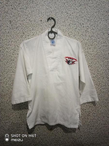 Кимоно для единоборств 110-120 добок