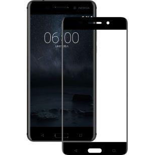 Защитное стекло Nokia 7 (Black) (Код товара:3554)
