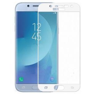 Защитное стекло Samsung J330 3D White (Код товара:3523)