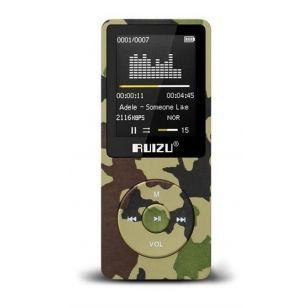 Mp3 Ruizu X02 8GB Green (Код товара:3407)