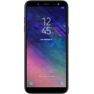 Samsung Galaxy A6 A600FN Black (Код товара:4094)