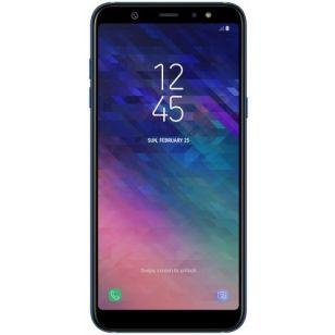 Samsung Galaxy A6 Plus A605FN 32GB Blue (Код товара:4132)