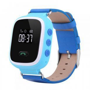 Smart Baby Watch Q60 Blue (Код товара:2831)
