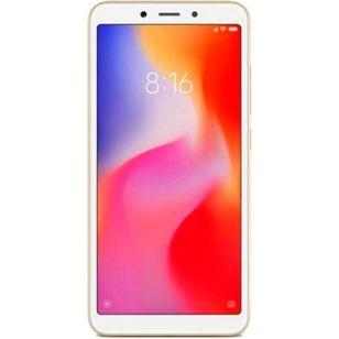 XiaomiRedmi6A16Gb Gold (Код товара:4386)