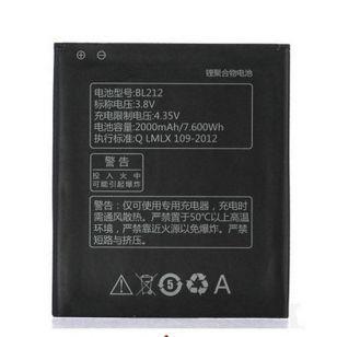 Аккумулятор на Lenovo BL-212 (Код товара:3443)