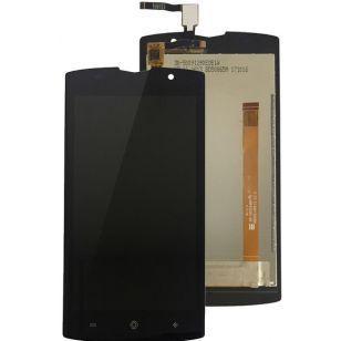 Дисплейный модуль ( LCD + touchscreen ) для Homtom Zoji Z7 Black (Код товара:4269)