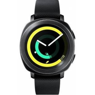 Смарт-часы Samsung Gear Sport Black (Код товара:8688)