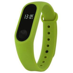 Фитнес-браслет Xiaomi Mi Band 2 Green (Код товара:2927)