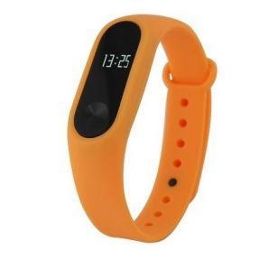 Фитнес-браслет Xiaomi Mi Band 2 Orange (Код товара:3628)