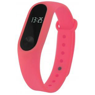 Фитнес-браслет Xiaomi Mi Band 2 Pink (Код товара:3627)